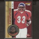 ADAM ARCHULETA - 2001 Pacific Invincible ROOKIE - Rams, Redskins & Arizona State