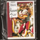 1997 Washington REDSKINS Team Set - Topps