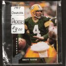 1997 Green Bay PACKERS Team Set - Donruss