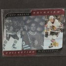 TONY AMONTE - 1996-97 SPx Holoview Collection - Blackhawks & BU Terriers