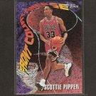 SCOTTIE PIPPEN - 1997-98 Topps Season's Best - Chicago Bulls