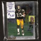 1996 Pittsburgh STEELERS Team Set - Upper Deck SP