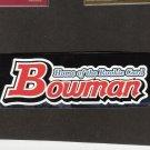 1989 Bowman Baseball COMPLETE SET