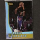 JOHN WALLACE - 1996-97 Bowman's Best Refractor ROOKIE - Syracuse