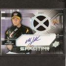 MARK BURNETT - 2004 SPx Autographed ROOKIE  - Pittsburgh Pirates