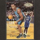 COREY MAGGETTE - 1999-00 Topps Gold Label ROOKIE - Golden State Warriors & Duke