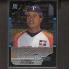 EDISON VOLQUEZ - 2005 Bowman Chrome Draft ROOKIE - Cincinnati Reds