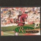 CHAMP BAILEY - 1999 Ultra SP ROOKIE CARD - Broncos, Redskins & Georgia Bulldogs