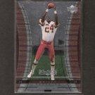 CHAMP BAILEY - 1999 Black Diamond RC - Broncos, Redskins & Georgia Bulldogs