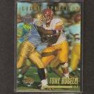 TONY BOSELLI - 1995 Classic Draft ROOKIE Spotlight - Jacksonville Jaguars & UCLA Bruins