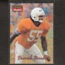 DERRICK BROOKS - 1995 Skybox Premium ROOKIE - Buccaneers & Florida State