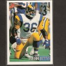 JEROME BETTIS - 1993 Bowman ROOKIE - Notre Dame & Steelers