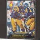 JEROME BETTIS - 1995 Pinnacle Trophy Parallel - Steelers & Rams
