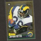 JEROME BETTIS - 1994 Score Gold Zone Parallel - Steelers & Rams