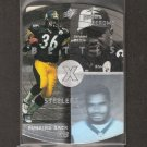 JEROME BETTIS - 1998 SPx Silver Parallel - Steelers