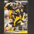 JEROME BETTIS - 1997 Fleer Traditions Crystal Parallel - Steelers