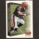 COREY DILLON - 1997 Topps Stars ROOKIE - Bengals, Patriots & Washington Huskies