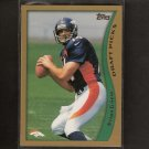 BRIAN GRIESE - 1998 Topps SP Rookie - Broncos, Buccaneers &  Michigan Wolverines