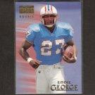 EDDIE GEORGE - 1996 Skybox Premium RC - Oilers, Titans & Ohio State Buckeyes