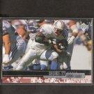 EDDIE GEORGE - 1999 Upper Deck Silver Parallel #55/100 - Oilers & Ohio State Buckeyes