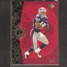 TERRY GLENN - 1996 SP RC - Patriots, Dallas Cowboys & Ohio State Buckeyes
