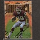 TONY GONZALEZ - 1997 Finest RC - Atlanta Falcons, Cheifs & Cal Golden Bears