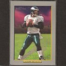 DONOVAN McNABB - 2005 Turkey Red AD BACK - Eagles & Orangemen