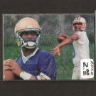 STEVE McNAIR - 1995 Flair RC - Alcorn State, Tennessee Titans & Oilers