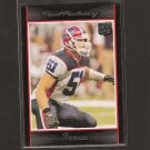 PAUL POSLUSZNY - 2007 Bowman Rookie - Penn State & Buffalo Bills