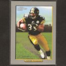 WILLIE PARKER - 2005 Turkey Red Rookie - Pittsburgh Steelers & North Carolina Tarheels