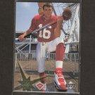 JAKE PLUMMER  - 1997 Upper Deck Rookie - Arizona Cardinals & Sundevils