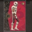 SIMEON RICE - 1996 SP Rookie Card - Fighting Illini
