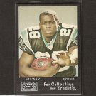 JONATHAN STEWART - 2008 Topps Mayo Rookie - Carolina Panthers & Oregon Ducks