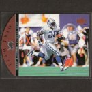 BARRY SANDERS - 1996 Upper Deck Team Trio - Detroit Lions & Oklahoma State Cowboys