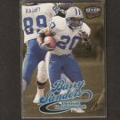 BARRY SANDERS - 1999 Ultra Gold Medallion - Detroit Lions & Oklahoma State Cowboys