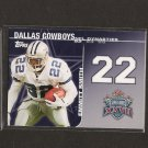 EMMITT SMITH - 2008 Topps Dynasties - Dallas Cowboys & Florida Gators