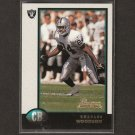 CHARLES WOODSON - 1998 Bowman Rookie - Michigan Wolverines