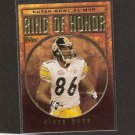 HINES WARD - 2006 Topps Ring of Honor - Pittsburgh Steelers