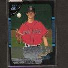 CLAY BUCHHOLZ - 2005 Bowman Chrome Draft ROOKIE - Red Sox
