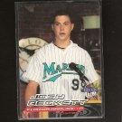 JOSH BECKETT - 1999 Ultra SP ROOKIE - Red Sox