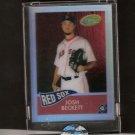 JOSH BECKETT - 2006 eTopps LOW PRINT RUN - Red Sox