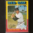 CARLTON FISK - 1975 O-Pee-Chee NM-MINT - Red Sox