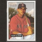 JACOBY ELLSBURY - 2005 Bowman Heritage SP ROOKIE - Red Sox