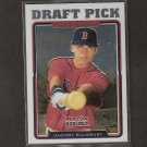 JACOBY ELLSBURY - 2005 Topps Chrome Update ROOKIE - Red Sox