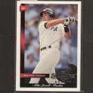 MIKE LOWELL - 1998 Donruss Signature Series ROOKIE CARD - Red Sox