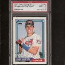 NOMAR GARCIAPARRA - 1992 Topps Traded USA RC - PSA 9 - Red Sox & Athletics