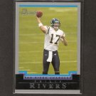 PHILIP RIVERS - 2004 Bowman Rookie - NC State & San Diego Chargers