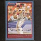 DALLAS McPHERSON - 2006 Bowman BLUE - San Francisco Giants