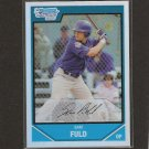 SAM FULD - 2007 Bowman Chrome REFRACTOR Rookie - Cubs