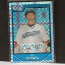 CODY CROWELL - 2007 Bowman Chrome Draft Xractor RC - Toronto Blue Jays